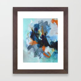 You're Not Done Yet Framed Art Print