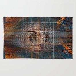 Unoccupied Digital Landscape Rug
