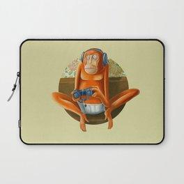 Monkey play Laptop Sleeve