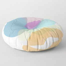 Aura Floor Pillow
