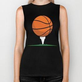 Basketball Tee Biker Tank