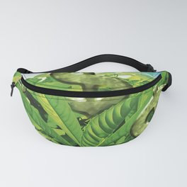 The Land Where Wealthy Grows Fanny Pack