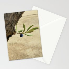 Olive branch Stationery Cards