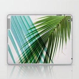 Palm Leaf, Botanical Leaves Laptop & iPad Skin