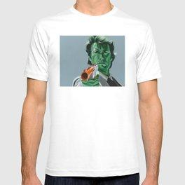 """""""Feel lucky, duck?"""" T-shirt"""