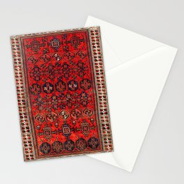 Baluch Khorasan Persian  Antique Rug Print Stationery Cards