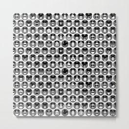 MADMAUS Metal Print