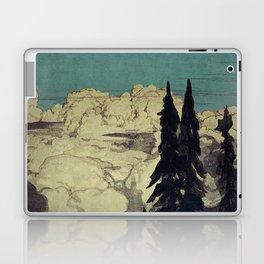 The Pending Storm at Hike Laptop & iPad Skin
