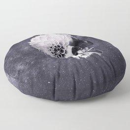 Decay Skull Floor Pillow