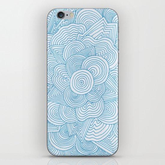 Doodle #1 iPhone & iPod Skin