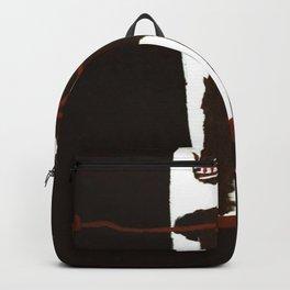 Basquiat Gri Gri Backpack