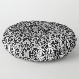 Lace Variation 01 Floor Pillow