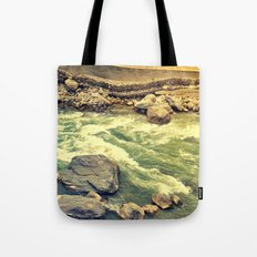 Another day gone! Tote Bag
