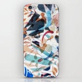 Mosaic of Barcelona VI iPhone Skin