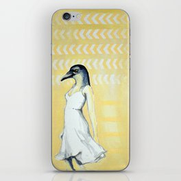 Dancing Until Flight iPhone Skin