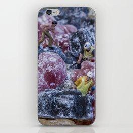 Sugar Mountain Mining Company iPhone Skin