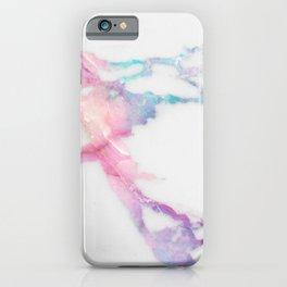 Unicorn Vein Marble iPhone Case