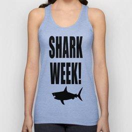 Shark Week Unisex Tank Top