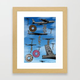 Sweet Payload! Framed Art Print