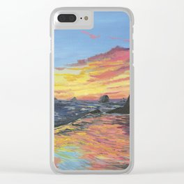 HumLove Clear iPhone Case