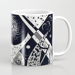 Wassily Kandinsky Small Worlds VI Coffee Mug