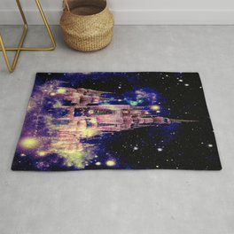Celestial Palace Deep Pastels copyright 2sweet4wordsDesigns Rug