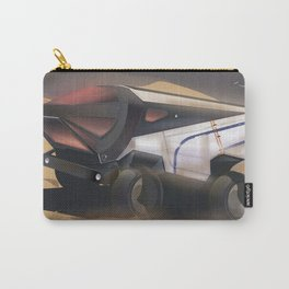 Mars, Enlist Today! Mars Rover travel poster Carry-All Pouch