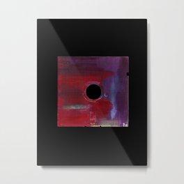 Floppy 21 Metal Print