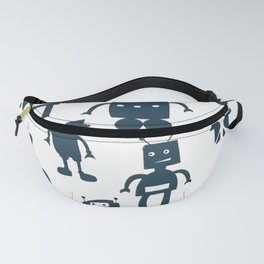 robot army. Fanny Pack