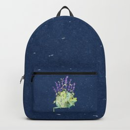 Flora Toad Backpack