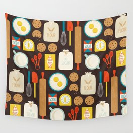 Cookie Party Wall Tapestry