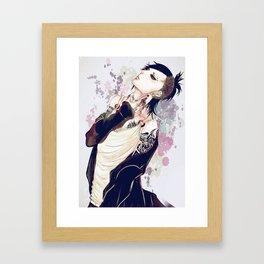 Ghoul Uta Framed Art Print