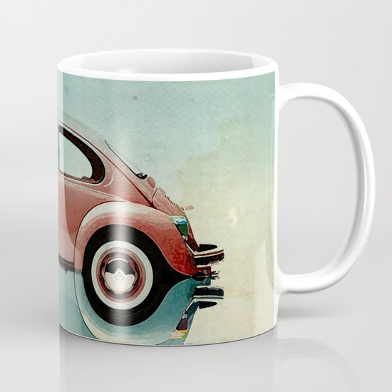 4 speed Bug Mug
