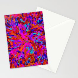ovoid dynamics 3 Stationery Cards