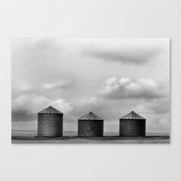 Prairie Solitude Canvas Print