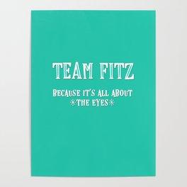 Team Fitz Poster