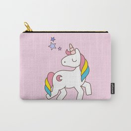 Keep calm and be a Unicorn Carry-All Pouch
