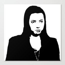 April Ludgate Canvas Print