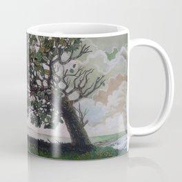 Blue birds of happiness Coffee Mug