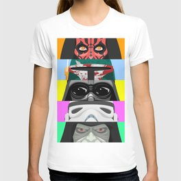 Star - Eyes of the dark side - Wars T-shirt