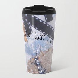 Ho in mente tutti i sogni del mondo Travel Mug
