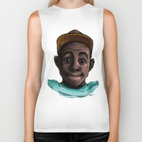 tyler the creator Biker Tanks featuring Tyler The Creator by ASHUR Collective™