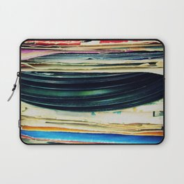 put your records on Laptop Sleeve