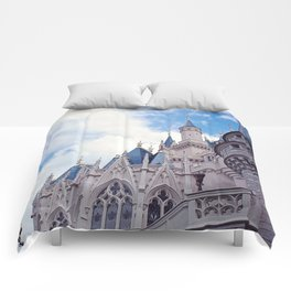 The wild blue yonder  Comforters