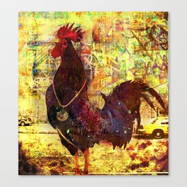 King C Canvas Print