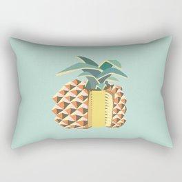 Pineapple illustration Rectangular Pillow