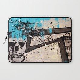 Pipe Dream Skully Laptop Sleeve