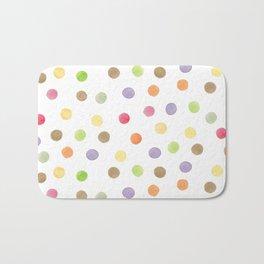 Polka Dot Surprise Bath Mat