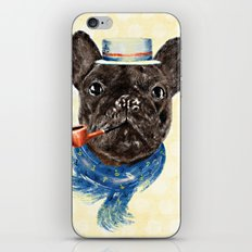 Mr.Fransk iPhone & iPod Skin