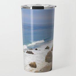 California Coastal by Reay of Light Photography Travel Mug
